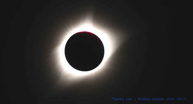 Total Eclipse Of The Sun....One Year On!.....