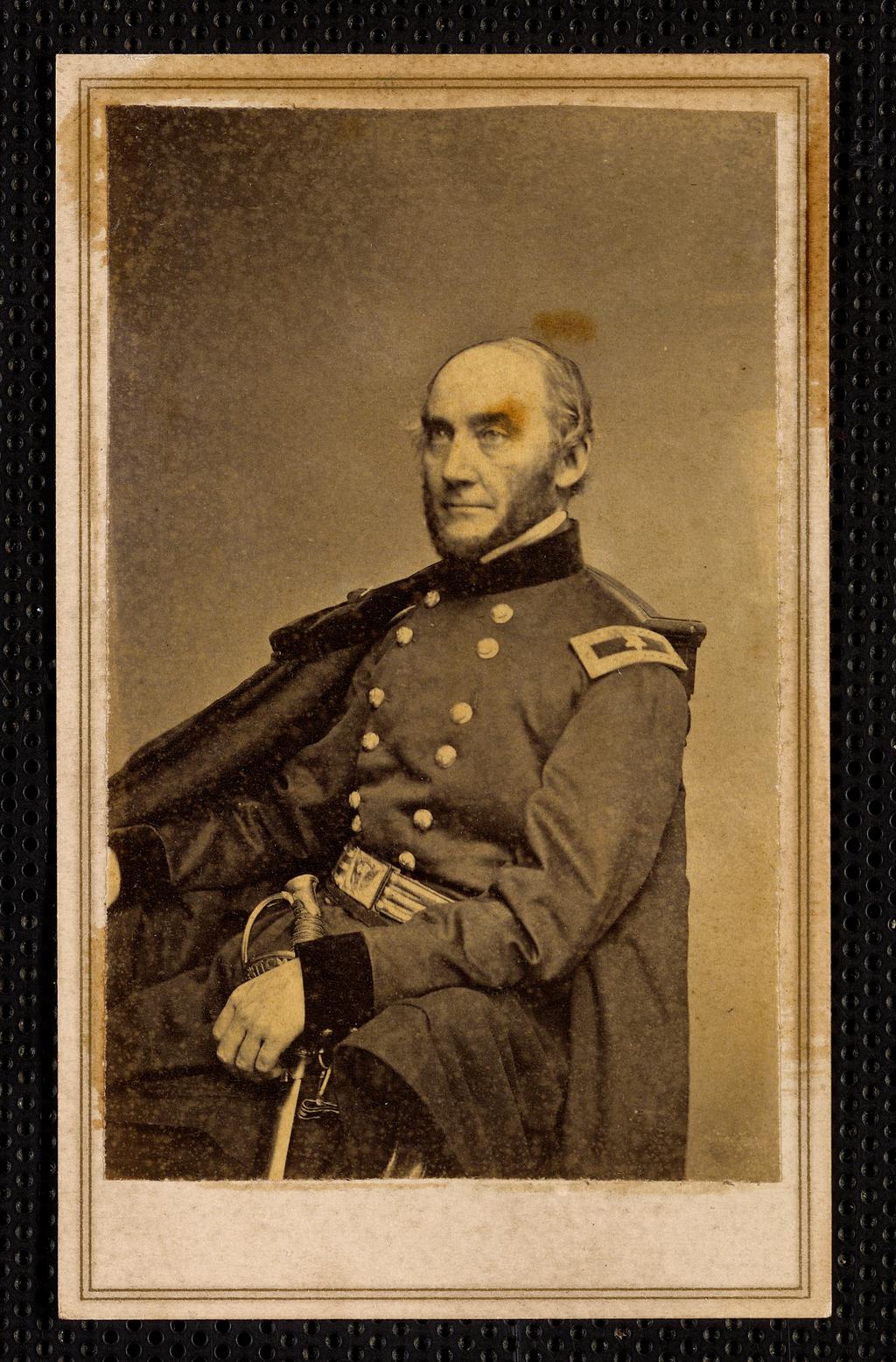 Бригадный генерал Джордж Вашингтон Каллум