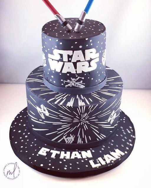 Cake by Miss Lynne's Bakery, LLC