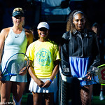 Carina Witthoeft, Serena Williams