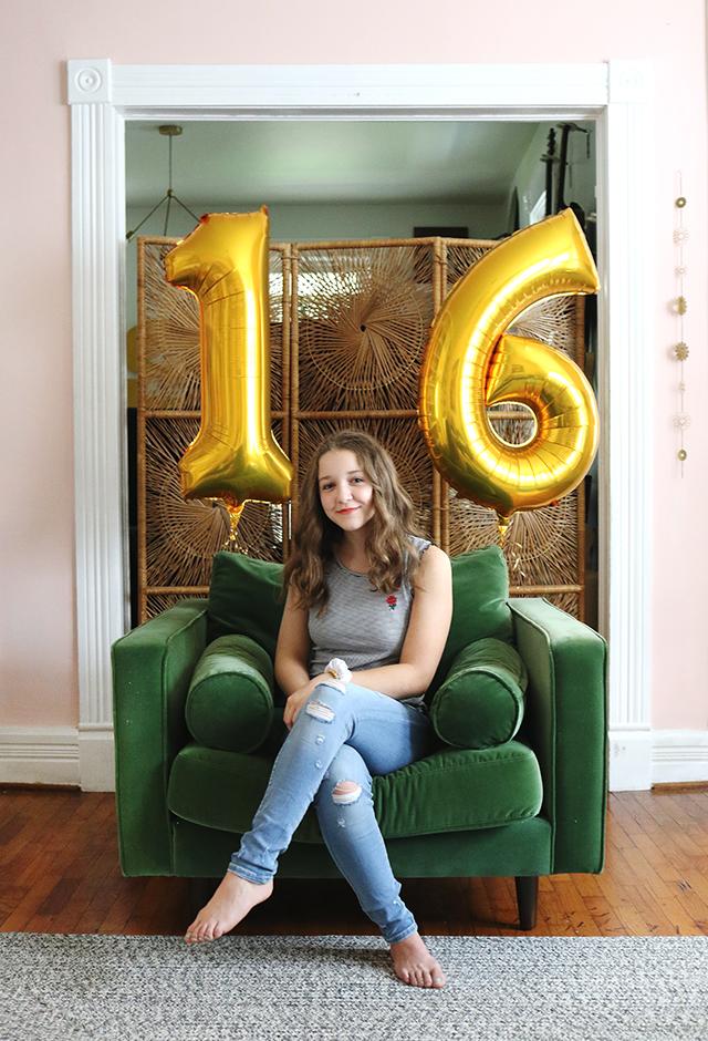 Hope is 16