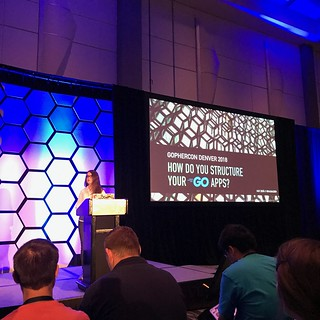 GopherCon 2018 Structure Go Code