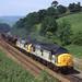 37687-37688 7H52 Oakleigh-Tunstead, Chinley 13.06.1992