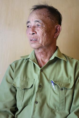 Portrait of Mr. Le Van Dung