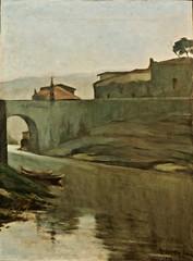 Landscape (1896) - António Carneiro (1872 - 1930)