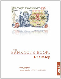 Banknote Book Guernsey chapter cover