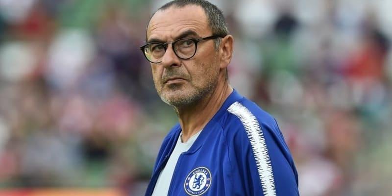Sarri: Chelsea belum menjadi pesaing gelar Liga Primer