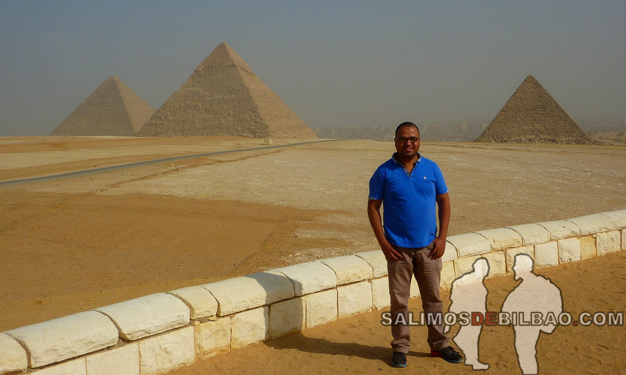 0141. Moha, Pirámides de Giza