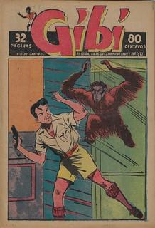 Gibi Globo 1671