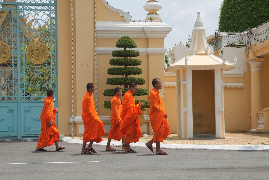 Phnom Penh la capital de Camboya