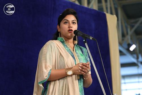 Amarpali from Dwarka, Delhi, expresses her views