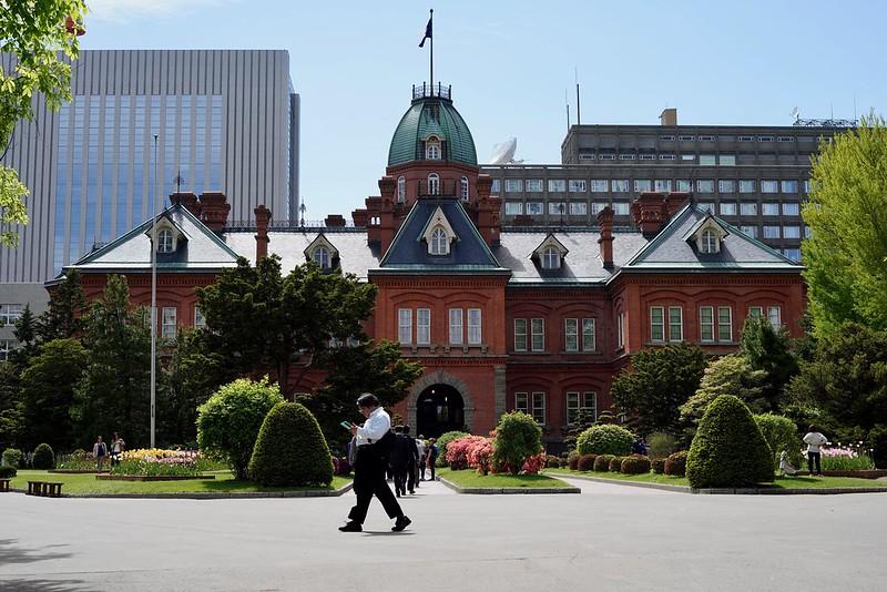 札幌/赤レンガ庁舎