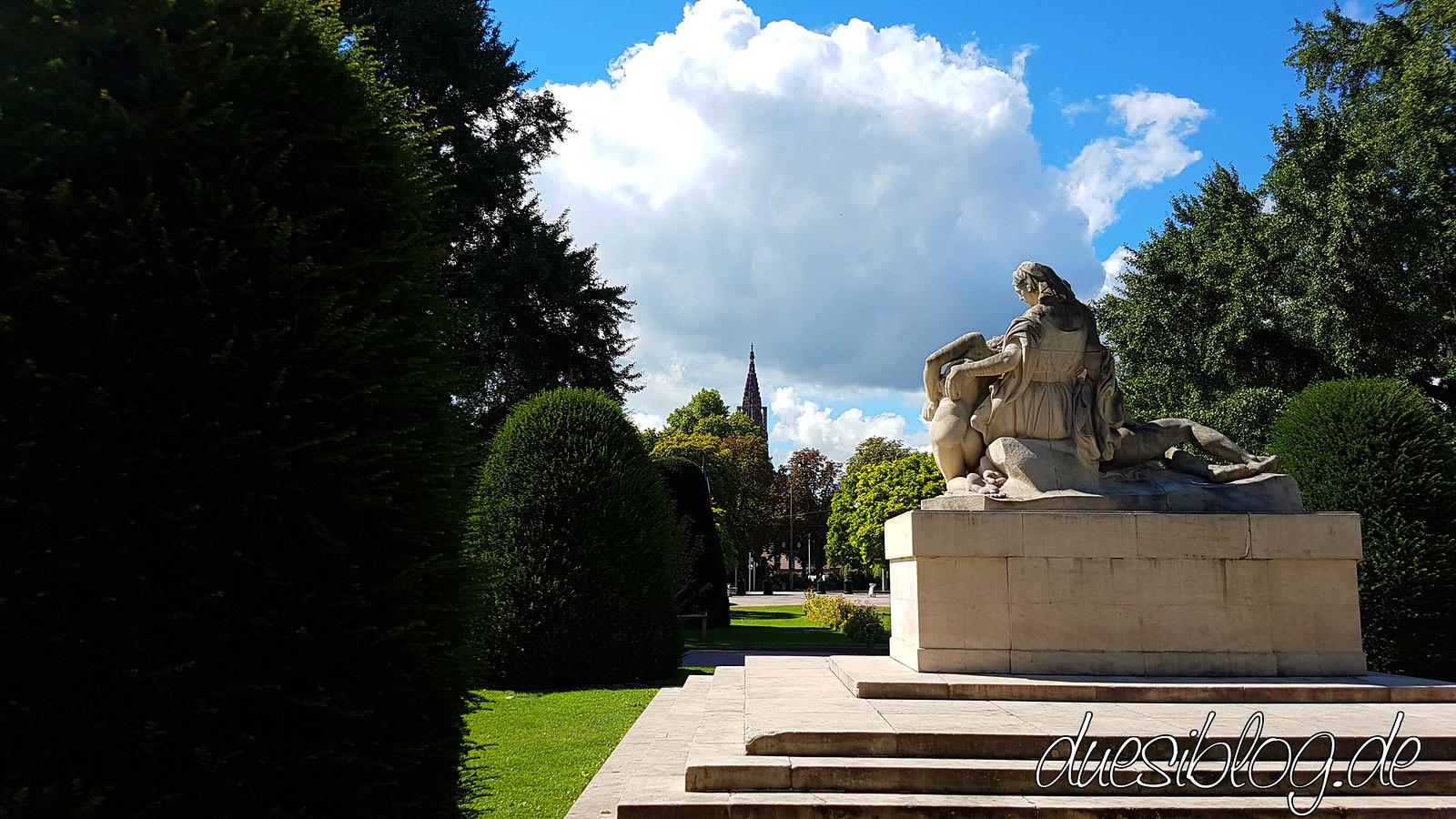 Place de la Republique Strasbourg duesiblog travelblog 15