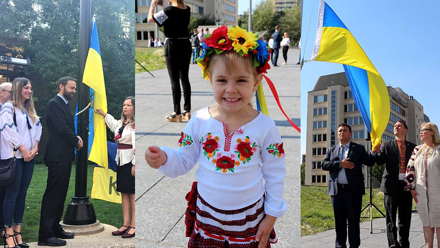 Celebrating Ukrainian heritage in Alberta