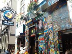 First Bulldog Coffeeshop, Amsterdam