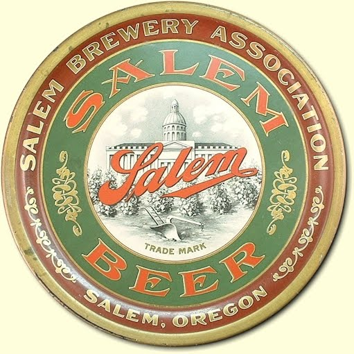 Salem Beer tray