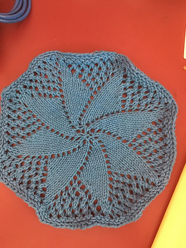 Karen's Starry Dishcloth