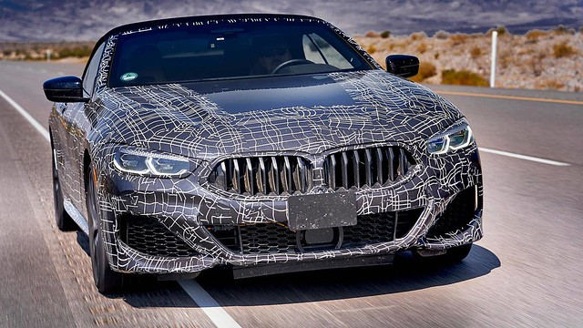 BMW Serie 8 Descapotable 2019