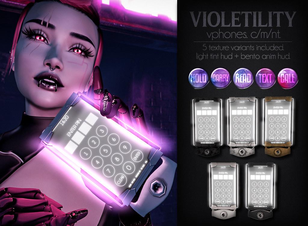 Violetility – VPhones