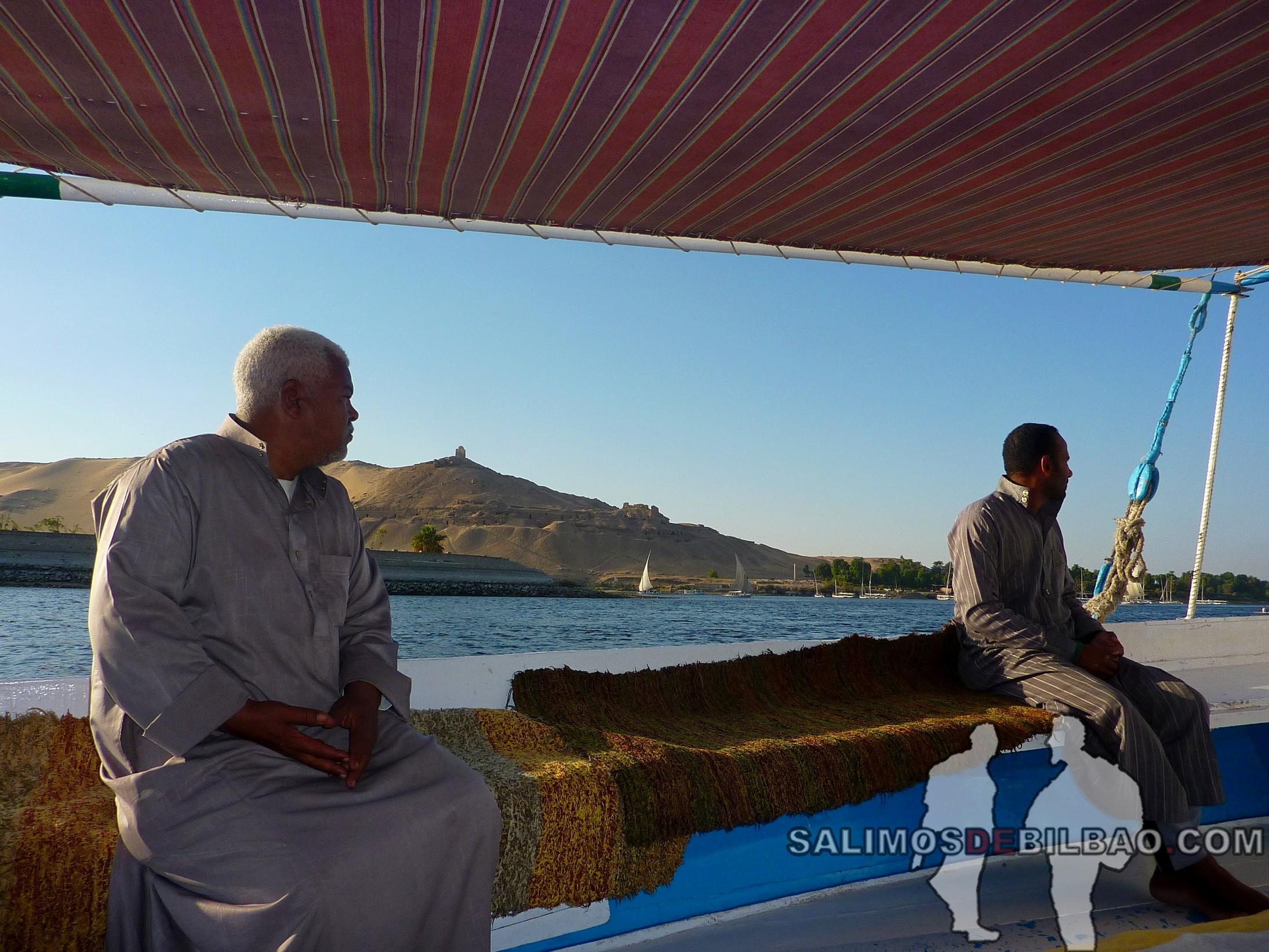 0522. Faluca, Aswan