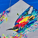 2018 Cheltenham Paint Festival - Bird of Colours