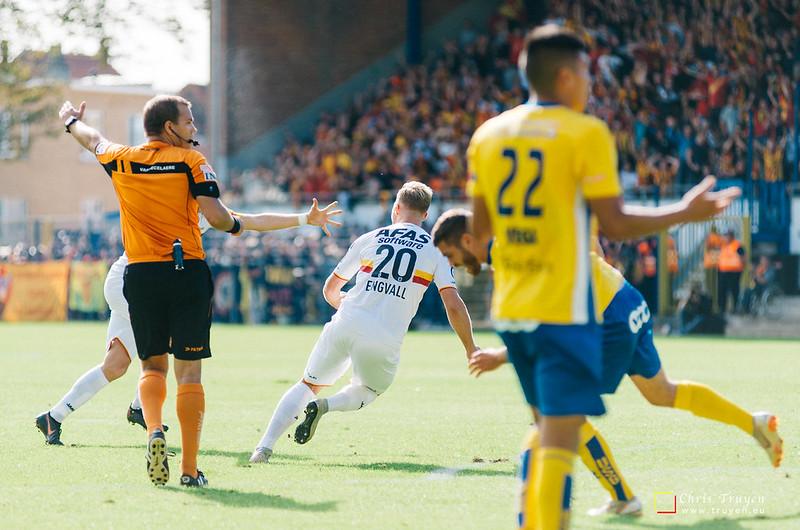 R Union St. Gilloise - KV Mechelen