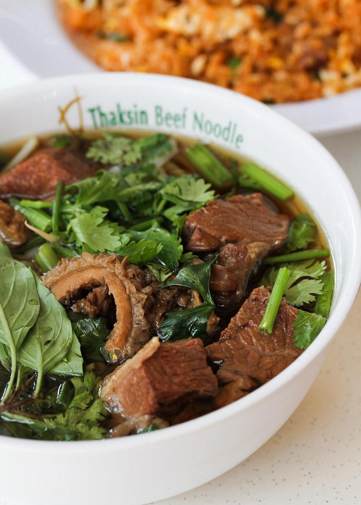 Thaksin Beef Noodle IMG_0298