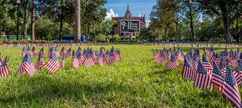 UF YAF 9-11 Memorial