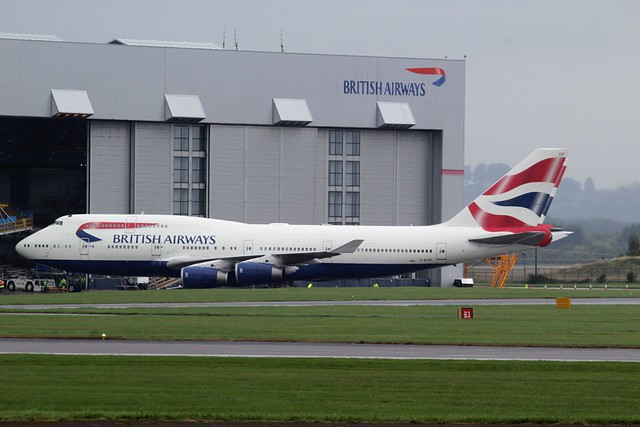 British Airways Boeing 747-400 G-BYGF (1)