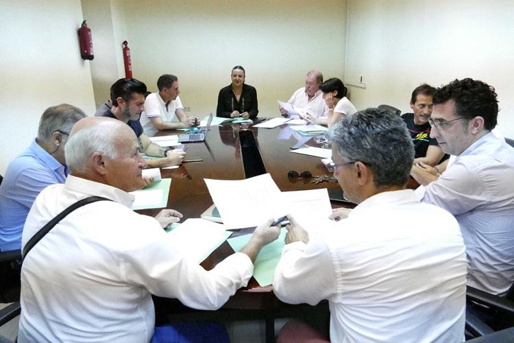 REUNIÓN DEL CONSEJO ESCOLAR MUNICIPAL1