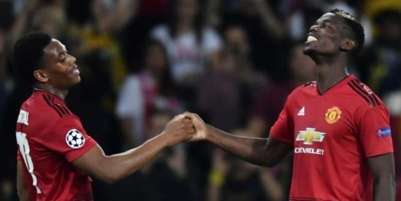 Pogba: Man Utd semakin membaik
