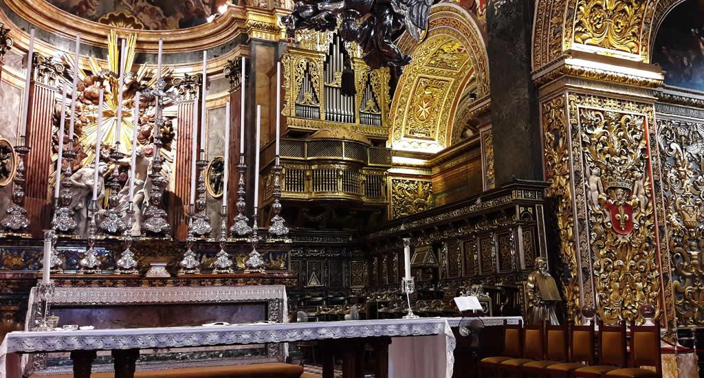Cultuur snuiven op Malta: Valletta, Sint John's Co Cathedral | Malta & Gozo