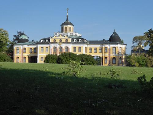 Weimar - Schloss Belvedere