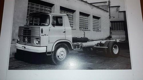camió Rubel HS11 fàbrica