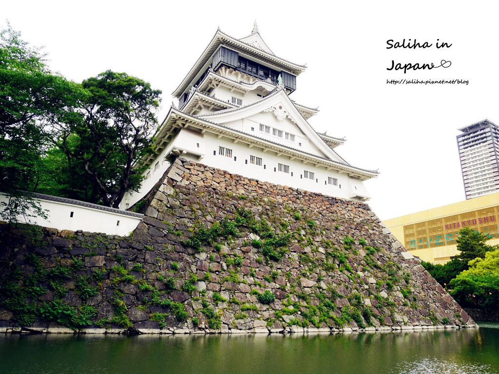 日本自由行福岡小倉城 (5)