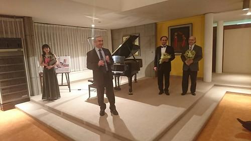 Recital Conmemorativo del 130º Aniversario de Relaciones Diplomáticas México Japón 3