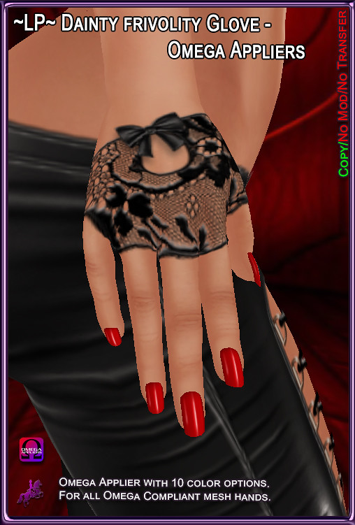 LP-Omega-DaintyFrivolity Gloves