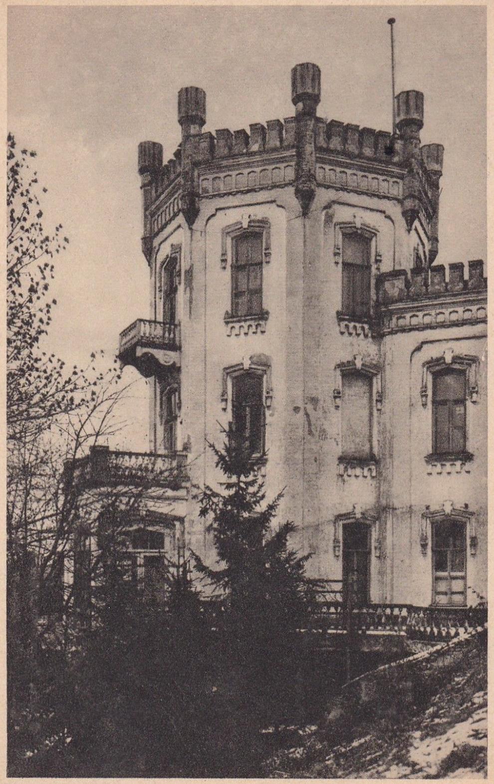 Похвалинская башня