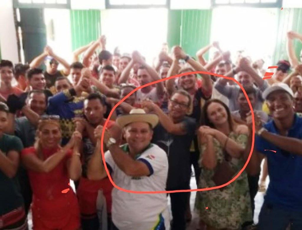 Prefeito abandona a liturgia do cargo para fazer coreografia política chinfrim, liturgia do cargo