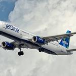 N935JB - jetBlue - Airbus A321