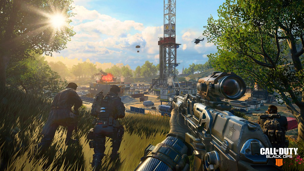 Call of Duty: Black Ops 4 – Blackout