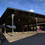 Preston Victorian Market canopy