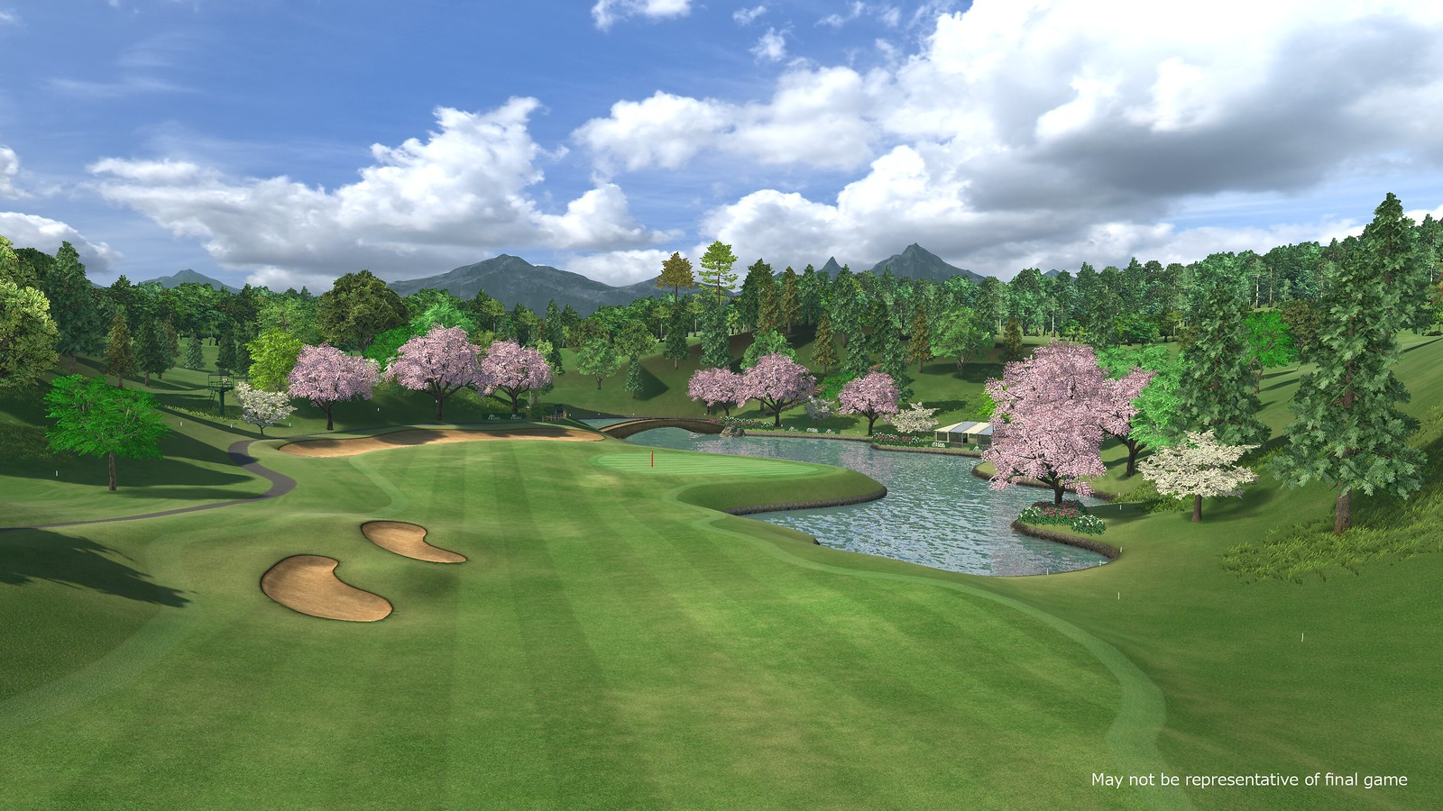 Everybody's Golf VR