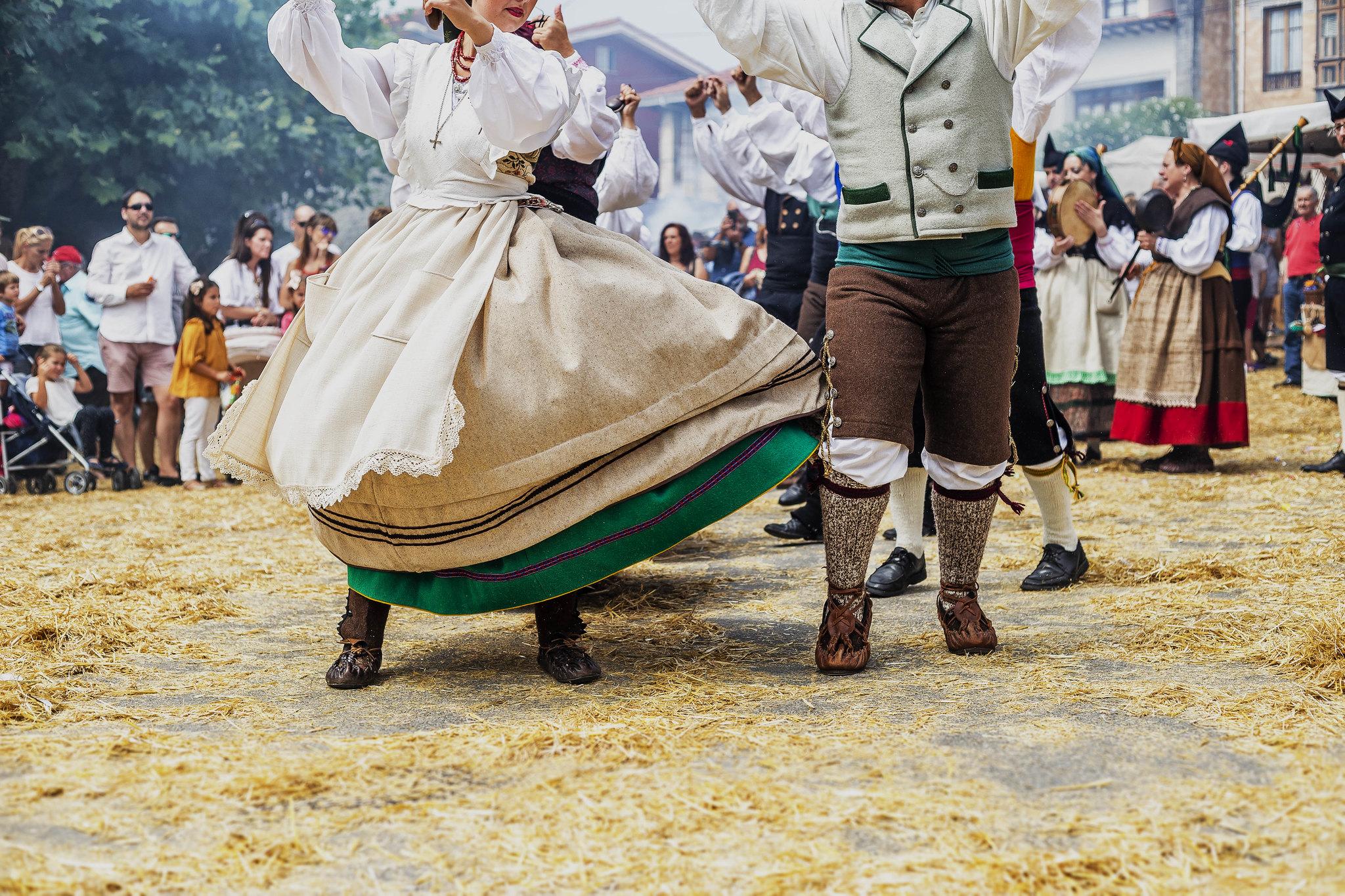 Traxes tradicionales