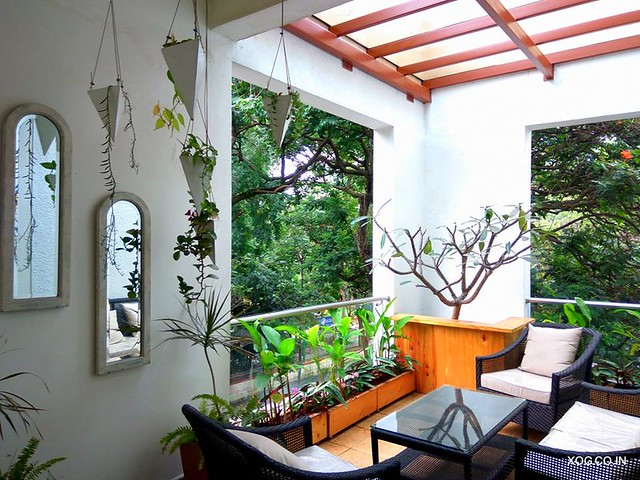 Landscaping Ideas to Set Up a Terrace and Balcony Garden ...