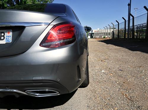 Essai Mercedes Classe C 220D