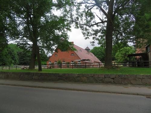20180624 20 100 Baltica Grabau Backstein Haus Bäume