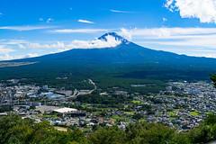 富士五湖 山梨県  Fuji Five Lakes, Japan