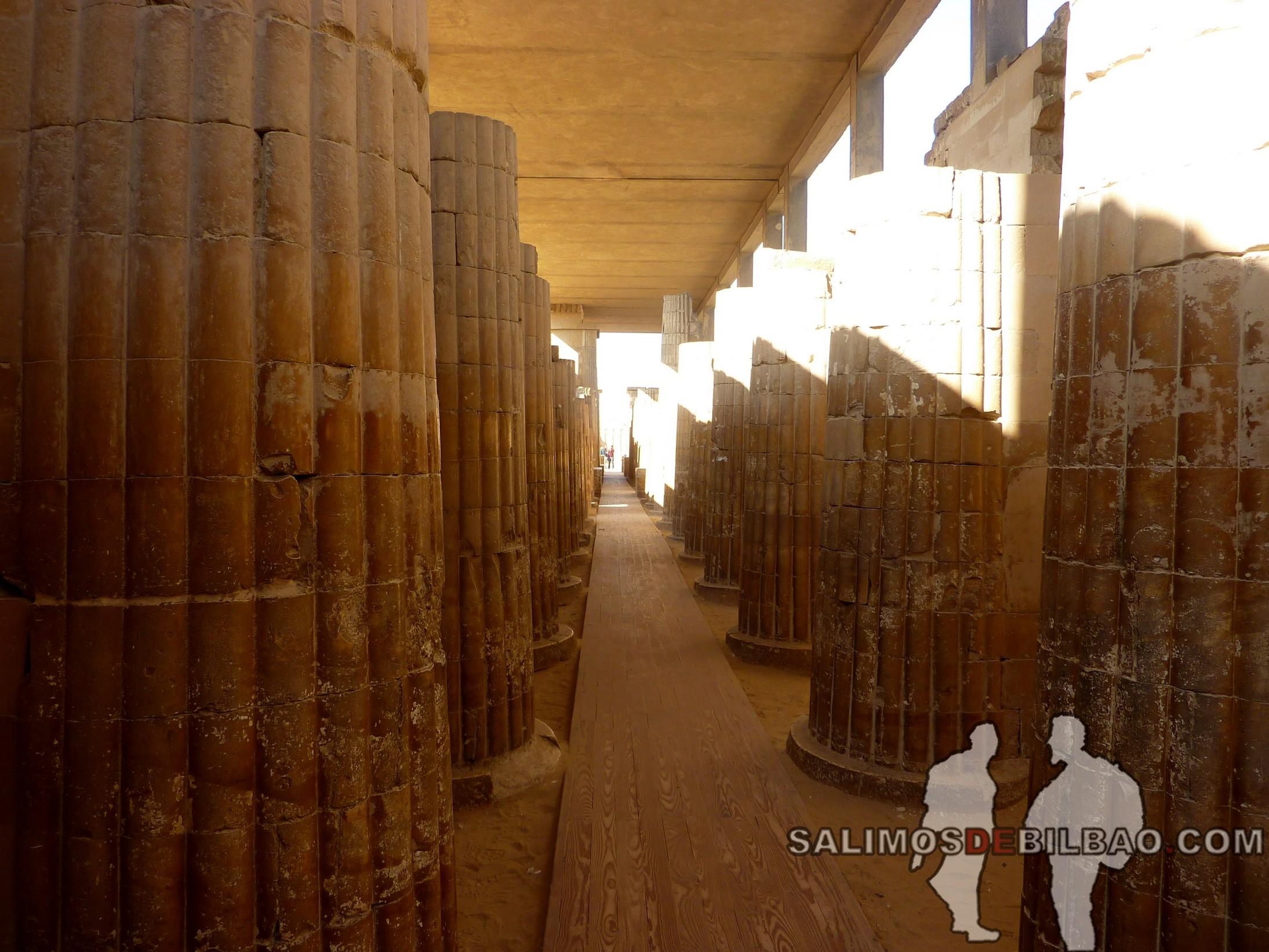 0301. Complejo de la Pirámide escalonada de Zoser, Saqqara