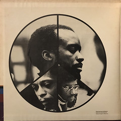 THE AHMAD JAMAL TRIO:THE AWAKENING(JACKET C)